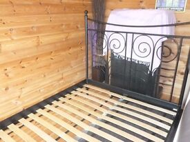 4ft 6in double bed frame