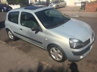 2003 RENAULT CLIO 1.2 2 OWNERS 10MONTHS MOT 88k SOLID RUNNER
