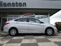 2014 Hyundai Accent Great on Fuel Heated Seats