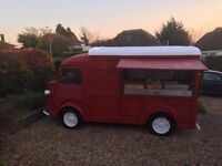Citroen HY catering unit
