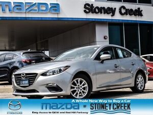 2014 Mazda MAZDA3 GS Auto Heated NEW RR Brakes B/UP CAM B/T Allo