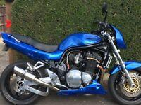 Suzuki Bandit 1216