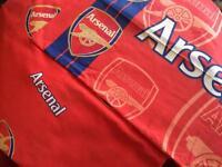 Arsenal bed set