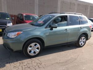 2014 Subaru Forester 2.5i, Automatic, Heated Seats, AWD