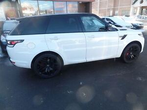 2015 Land Rover Range Rover Sport V8 Supercharged Autobiography,