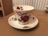 Cups/mugs/saucers/side plates - afternoon tea sorted!