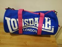 Londsdale gym bag