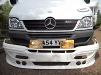 Mercedes Sprinter Mk1 Front Spoiler £150