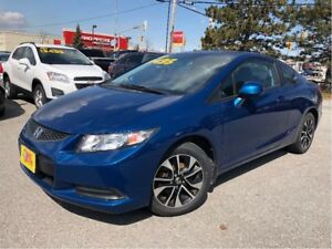 2013 Honda Civic EX NICE LOCAL TRADE IN!!