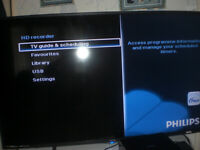 'PHILIPS'. ''RECORDABLE'' HD FREEVIEW BOX..can deliver local.