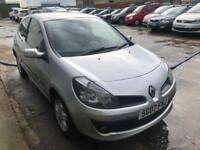 Renault Clio 1.4 16v Dynamique 3dr£1,485 p/x welcome FREE WARRANTY. NEW MOT