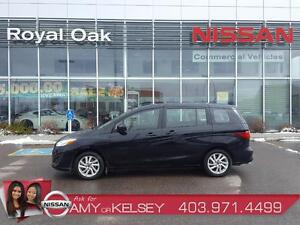 2015 Mazda Mazda5 GS **7 PASSENGER/ ACCIDENT FREE**