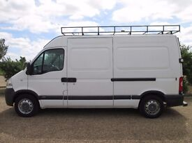 Vauxhall Movano - 75,000 miles - Full Service History - same as the Renault Master Transit Size