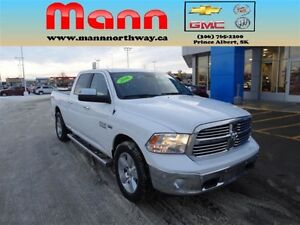 2016 Ram 1500 SLT - Remote start, Tow package, Cruise control, F