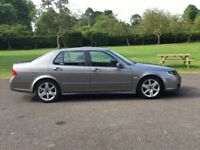 Saab 95 2.3T Vector Sport, automatic with low mileage