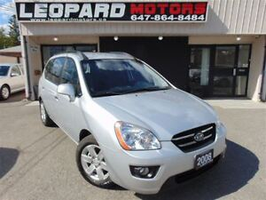 2008 Kia Rondo EX-Cruise Control,Alloy Wheels,Heated Seat**No Ac