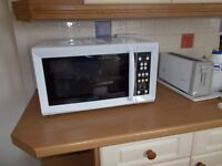 Talking Microwave in pefect condition with CD and instruction booklet included