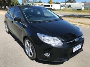 2013 Ford Focus 5 Door Hatchback, TITANIUM LW MK2 *AUTOMATIC* LOW KMS* Kenwick Gosnells Area Preview