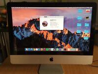 iMac 12BG RAM 500GB HDD