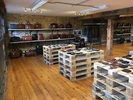 Stunning showroom space available for a fashion brand