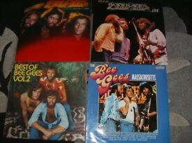 4 Bee Gees Albums
