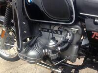 BMW Airhead boxer