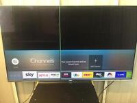 "Samsung 55"" 4k super ultra HD quantum dot smart led tv ue55ks7000"