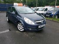 Vauxhall Corsa 2009, Finance Today, 12 months MOT, Warranty included