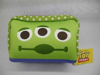Disney Toy Story Aliens Big Zip Pencil case Small (Imported from Japan)
