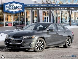 2017 Chevrolet Malibu Car - Bluetooth Nav Sunroof Rear Camera