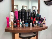 Hair Products Job Lot