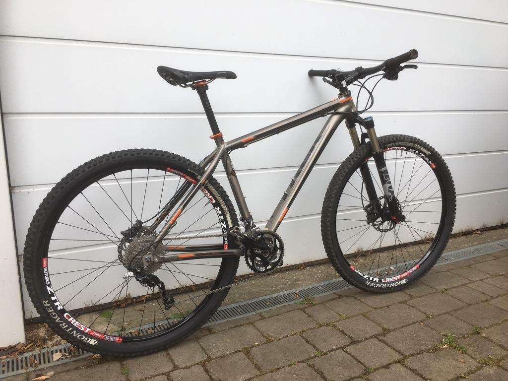 Trek Superfly Elite Hardtail 29er Mountain Bike 19 Inch with ...