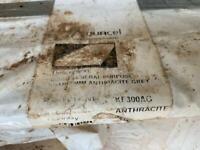 AQUACEL Fascia & Soffit Board Anthracite Grey (wood grain)
