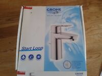 Grohe Start Loop Bathroom Mixer Tap