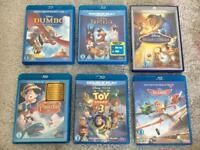 Disney Double Play Blu Ray & DVD