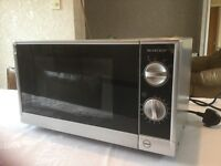 Silvercrest Microwave Oven, model SMW 700 A1 Never Used