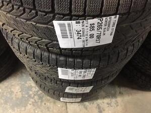 265/70/17 BFGoodrich Winter Slalom *Winter Tires*