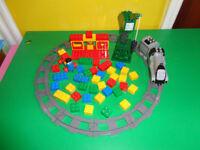 DUPLO LEGO 'THOMAS THE TANK ENGINE'(SPENCER AND CRANKY SET)