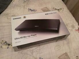 SAMSUNG UBD-K8500 Smart 4k Ultra HD 3D Blu-ray Player - SEALED BRAND NEW