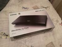 SAMSUNG UBD-K8500 Smart 4k Ultra HD 3D Blu-ray Player - SEALED BRAND NEW