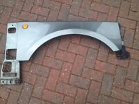 Range Rover L322 Front Wing in green Right Side 2002-2005
