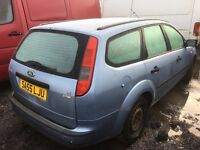 Ford Focus diesel estate car breaking spare parts available