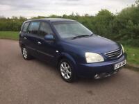 2004 (54) Kia Carens 2.0 CRDI LX MPV Diesel
