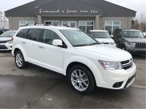 2017 Dodge Journey GT AWD 7 PASSAGERS