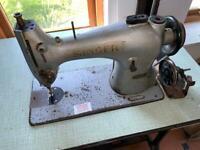 Singer 95-K-40 series Vintage Industrial Sewing Machine