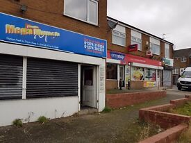 Take Away/Shop with 2 bed flat to let