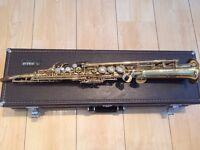 Yamaha 62R Soprano Saxophone