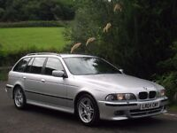 2004 BMW E39 530d M SPORT TOURING AUTO **LATE RUNOUT MODEL - LOW MILES / FSH - MODERN CLASSIC**