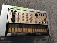 Korg volca keys synthesiser