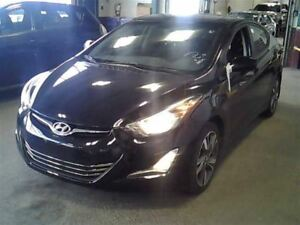 2015 Hyundai Elantra Limited / SUNROOF / ALLOY RIMS